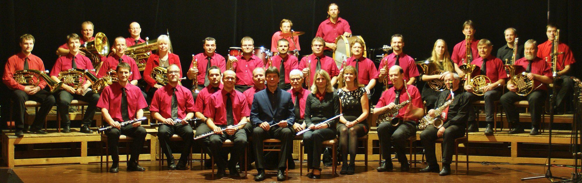 Dechový orchestr města Ústí nad Orlicí